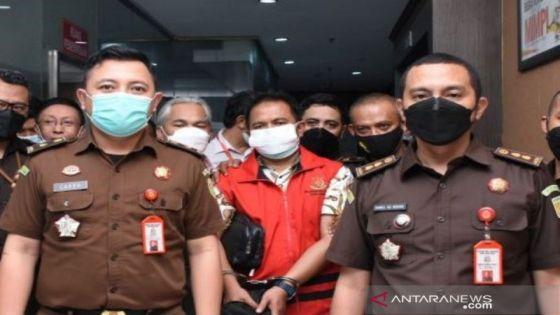 Empat Tersangka Korupsi PT Posfin Ditahan