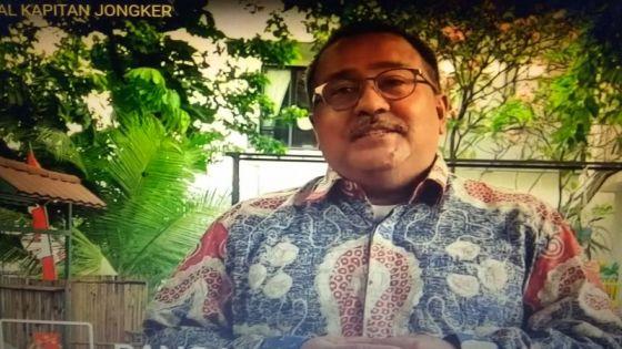 Rano Karno Apresiasi Pelaksanaan Festival Kapitan Jonker