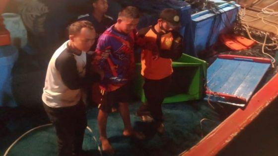 Kapal Tanker Kabur Setelah Tabrak Kapal Motor, 2 Nelayan Hilang