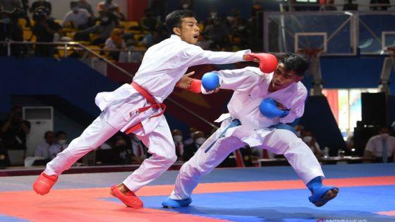 Jadwal Karate Hari Ini, Rebutan Dua Emas Penutup Laga di Kayu Batu