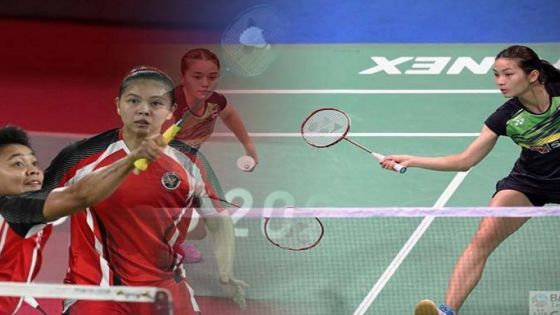 Tim Bulutangkis Putri Indonesia Bertemu Thailand di Perempat Final