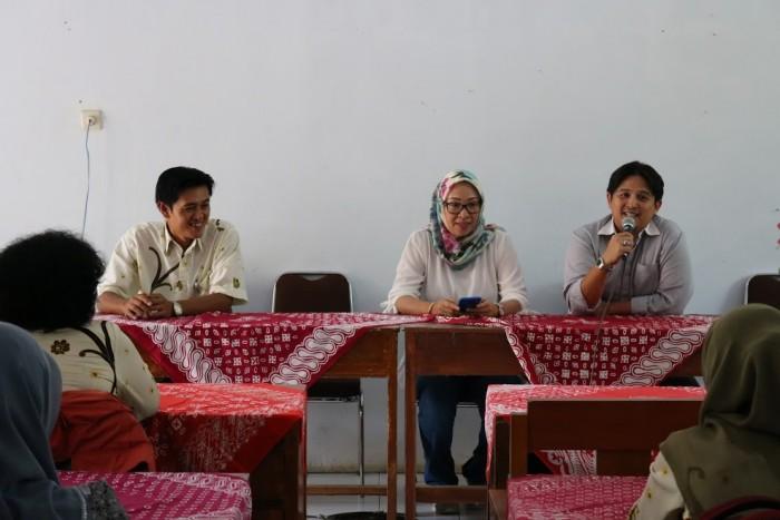 Anggota DPR RI Rinto Subekti Kunjungi SMK PENDA 3 Jatipuro