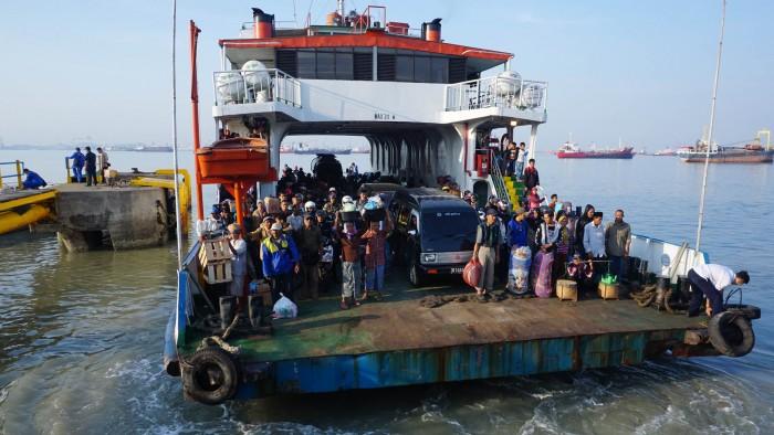 Pelabuhan Kamal