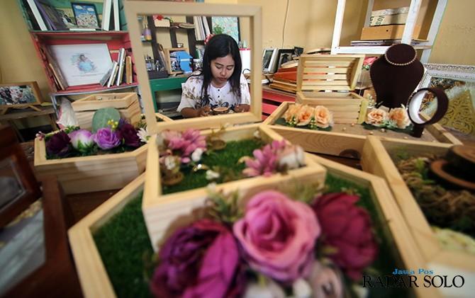 Kerajinan Seserahan Nikahan Invasi Pasar Hongkong
