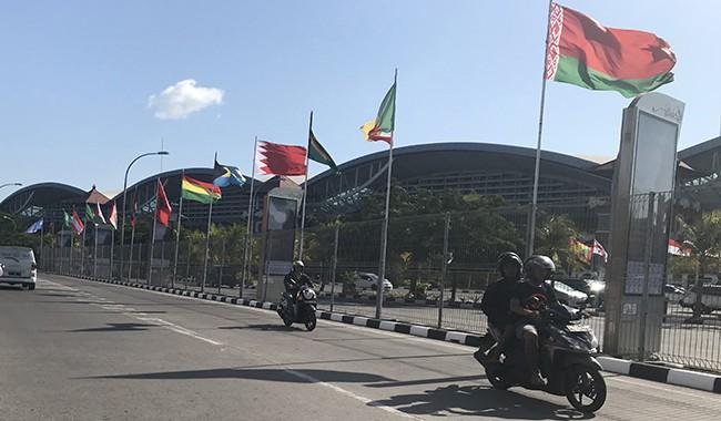 Bendera Negara Peserta IMF - WB