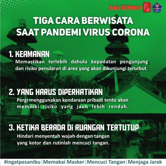 Tips Berwisata saat Pandemi