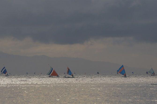 Perahu Layar Jukung