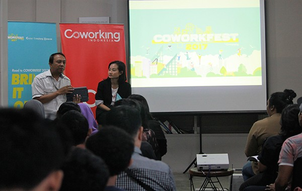 enteprenuer for Indonesia, coworking space, zetizen bali