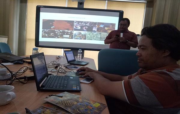 aji denpasar, google news lab, berita hoax