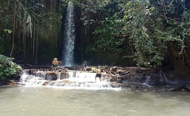Air Terjun Sumampan, Sukawati, Pemkab Gianyar, Wisata Alam, Kota Seni,