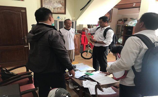 pungli, Polresta Denpasar, Kelian banjar ditangkap, oknum kelian, pungli KTP,