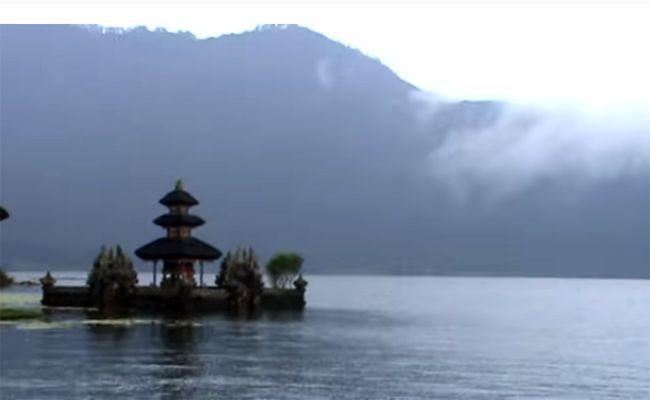danau ulundanu, dermaga ulundanu, kementerian perhubungan, dishub tabanan