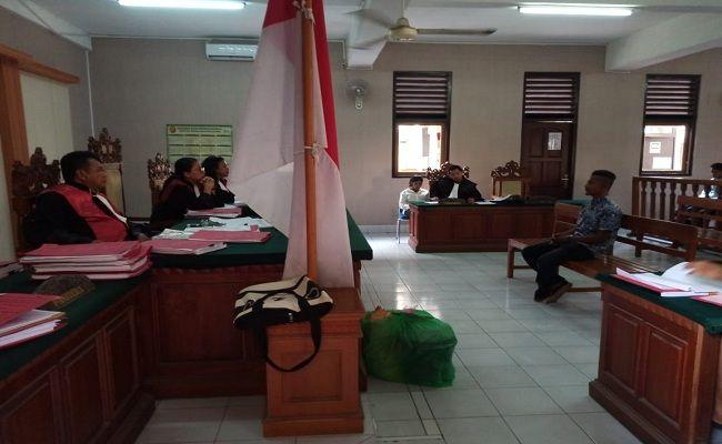 pembunuh bayi kembar, PN Denpasar, Kejari Denpasar, Polresta Denpasar, ibu bunuh bayi,