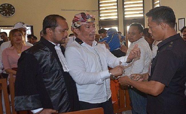 Keris, Ormas, Mako Brimob, Polda Bali, Video Ismaya, Premanisme, Calon DPD RI Dapil Bali, Pileg 2019, Pemilu 2019,