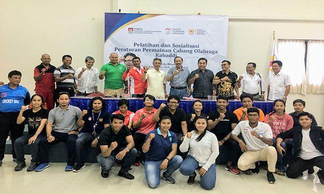 atlet kriket, KONI Bali, atlet hengkang