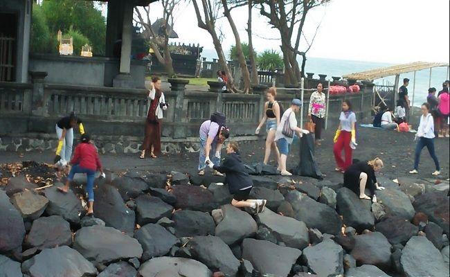 eks TPA Sente, Pemkab Klungkung, Eko Wisata, Pengolahan Sampah,