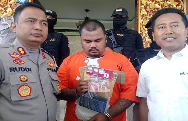 pelaku narkoba, pengedar narkoba, kerabat pejabat klungkung, polresta denpasar, anak ketua dewan, dprd klungkung,