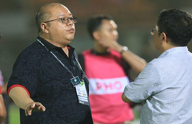 bali united, liga 1, exco pssi, suporter kecewa, pieter tanuri, mafia sepakbola