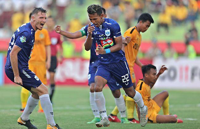 bali united, liga 1 2019, penyerang psis, hari nur, bursa transfer