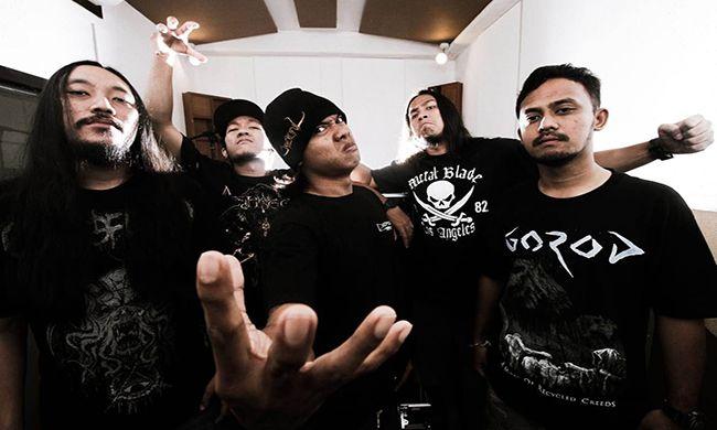 band trojan, album ketiga, death metal