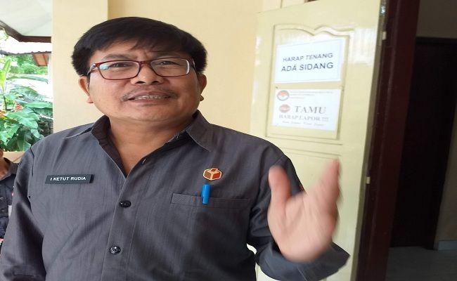 Pileg 2019, kampanye caleg, Bawaslu Bali, pelanggaran kampanye, Kampanye berkedok simakrama, kampanye dibubarkan, laporan polisi,