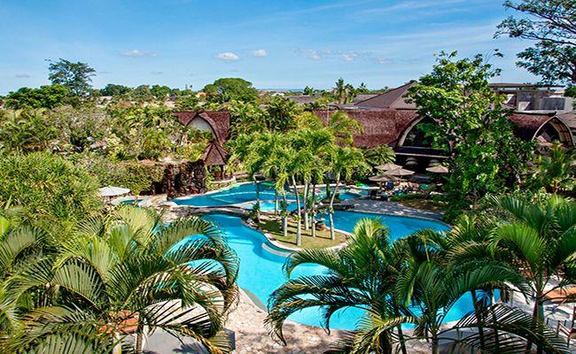 hari raya nyepi, the one legian, hotel vila lumbung