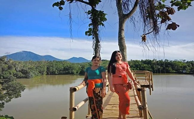 Desa Wisata, Wisata alam, wisata kuliner, Desa Timpag, D'Bendungaan, Gunung Batukaro, Panorama Alam,