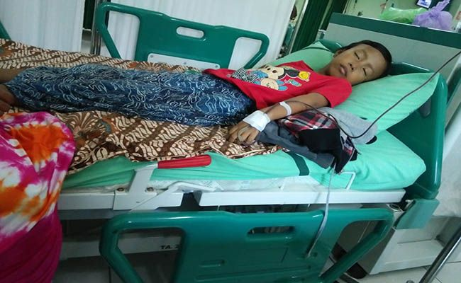 msr act jateng, vina, penderita thalessemia, butuh bantuan