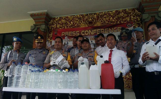 Parade ogoh-ogoh, malam pengerupukan, pawai ogoh-ogoh, Polresta Denpasar, Hari Raya Nyepi, Operasi Cipkon Agung, ratusan arak, tipiring,