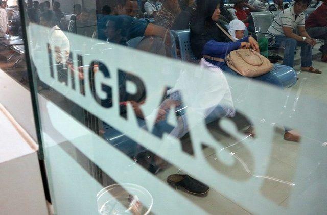 kasus perampokan, visa on arrival, imigrasi ngurah rai, obral visa