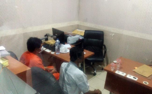 eks wagub bali, ketut sudikerta, sudikerta ditahan, polda bali, DPRD Bali, sudikerta ditangkap, PT Maspion Grup