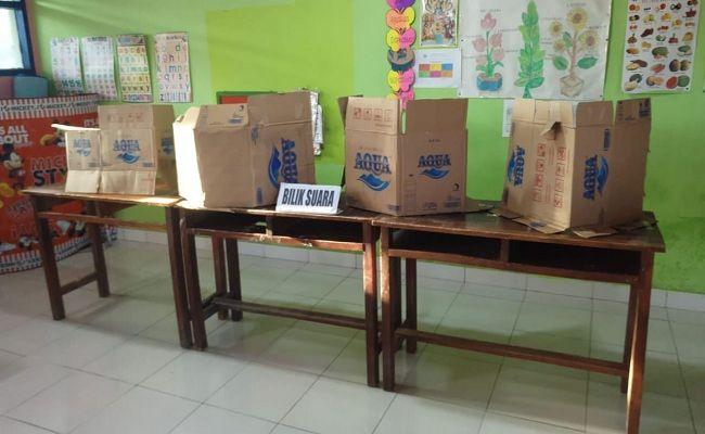 Pemilu 2019, pileg 2019, pilpres 2019, TPS bermasalah, Bawaslu Bali, pelanggaran pemilu,