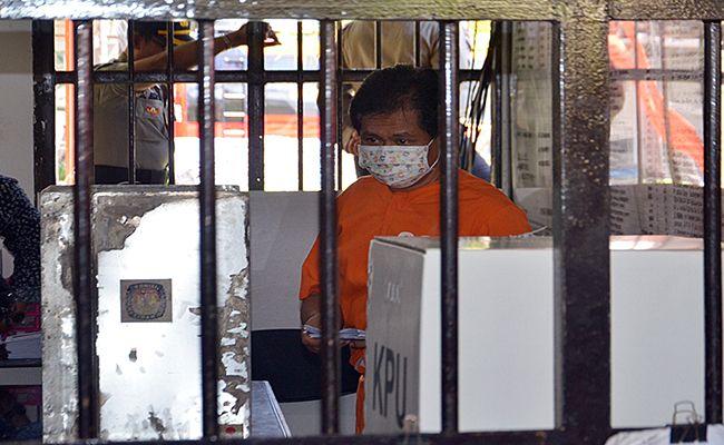 eks wagub bali, ketut sudikerta, sudikerta ditahan, polda bali, DPRD Bali, sudikerta ditangkap, PT Maspion Grup, berkas perkara