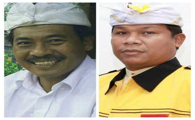 Pemilu 2019, petahana DPRD Bali, Wayan Tagel Arjana, Made Dauh Wijaya, Partai Golkar Gianyar, Partai Gerindra, rekapitulasi surat suara, incumbent kal