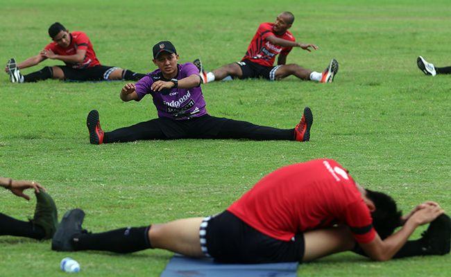 bali united, piala indonesia, persija jakarta, coach yogi nugraha