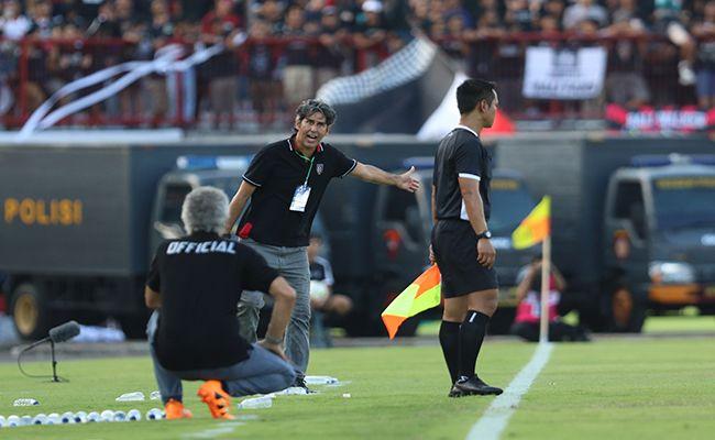 bali united, piala indonesia, persija jakarta, coach teco