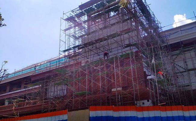 proyek balai budaya, balai budaya graha mangu, lahan 1,8 ha, pemkab badung