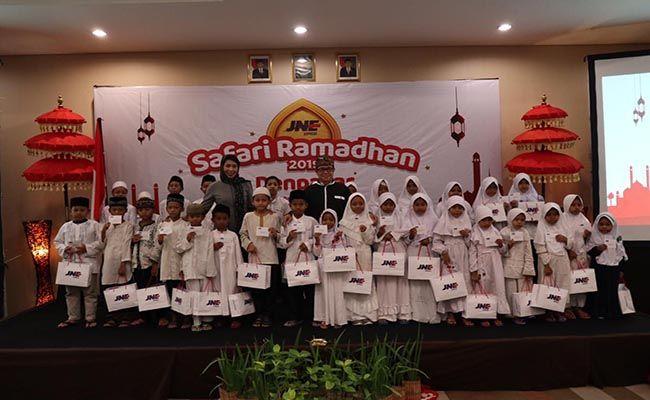 jne denpasar, kunci silaturahmi, high season, momen ramadhan, momen idul fitri
