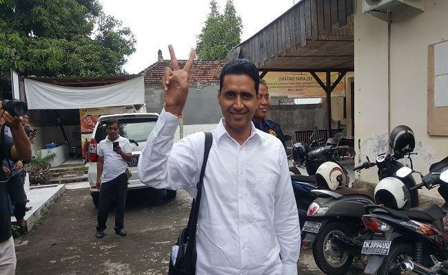 Dr Somvir, guru yoga, Pileg 2019, Kasus Pelanggaran LPPDK, Bawaslu, Sentra Gakkumdu, Caleg DPRD Bali, Caleg Nasdem,