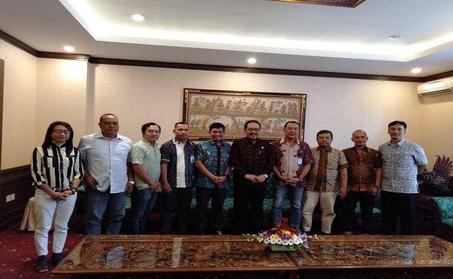 aksi bersih sungai, GCOR 2019, Wagub Bali, Cok Ace, Pemprov Bali, TNI/Polri, Pramuka Peduli Lingkungan, peduli lingkungan,