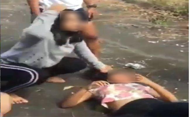 video bullying, remaja putri, aksi penganiayaan, polda bali