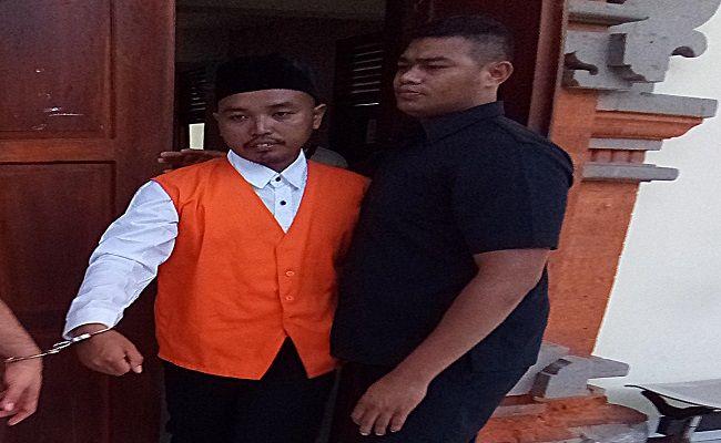 pencabul wisatawan tiongkok, sidang tuntutan, pemandu Jetski, PN Denpasar, pencabul dituntut, dituntut lima tahun,