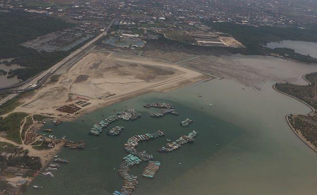 proyek pelabuhan benoa, sirkuit f 1, yacht club, reklamasi pelabuhan benoa
