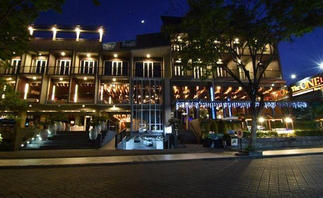 the one legian, hotel bintang 4, sertifikat hotel