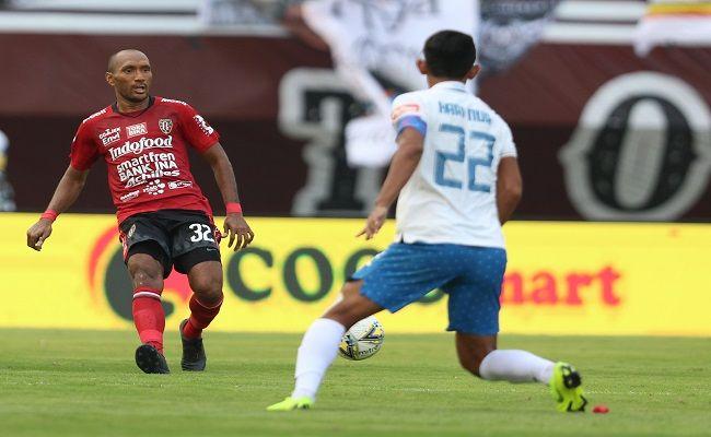 bali united, liga 1, bhayangkara fc, the guardian, leonard tupamahu
