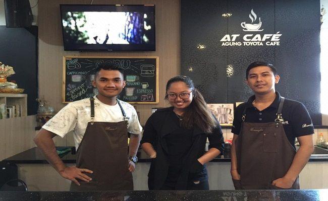 gcor 2019, kisah inspiratif, luh yunita, coffee shop, usia belia
