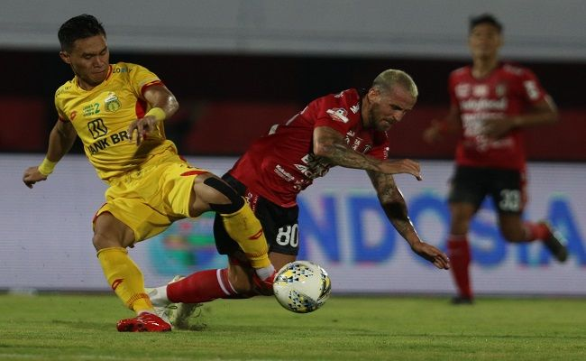 bali united, liga 1, bhayangkara fc