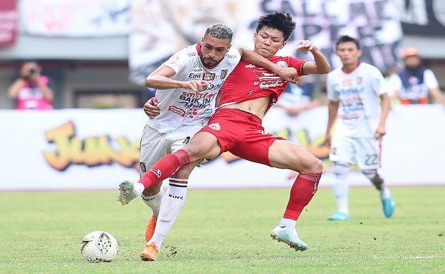 bali united, liga 1, persebaya surabaya, coach teco