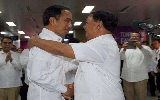 prabowo subianto, megawati sukarnoputri, presiden jokowi, kian mesra, gerindra bali