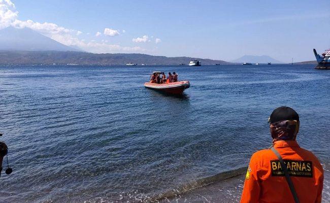 KMP Gilimanuk I, Selat Bali, penumpang hilang, korban hilang, Tim gabungan, pencarian korban hilang,